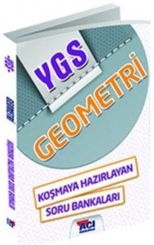 Açı Yayınları YGS Geometri Koşmaya Hazırlayan Soru Bankası
