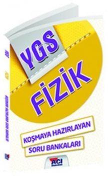 Açı Yayınları YGS Fizik Koşmaya Hazırlayan Soru Bankası