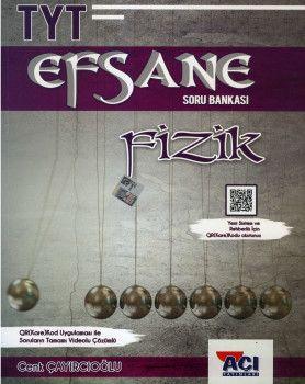Açı Yayınları YKS 1. Oturum TYT Fizik EFSANE Soru Bankası