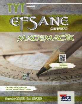 Açı Yayınları YKS 1. Oturum TYT Matematik EFSANE Soru Bankası