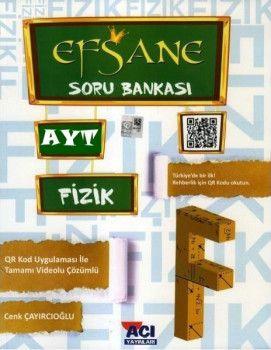 Açı Yayınları AYT Matematik EFSANE Soru Bankası