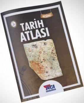 Açı Yayınları Resimli Tarih Atlası