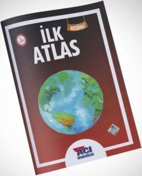 Açı Yayınları Resimli İlk Atlas