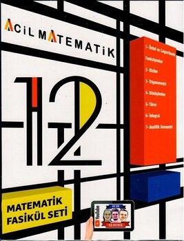 Acil Yayınları 12. Sınıf Matematik Fasikül Set