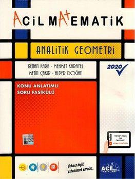Acil Yayınları Acil Matematik Analitik Geometri