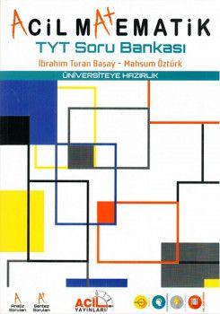 Acil Yayınları TYT Acil Matematik Soru Bankası
