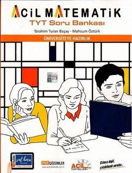 Acil Yayınları TYT Matematik Soru Bankası