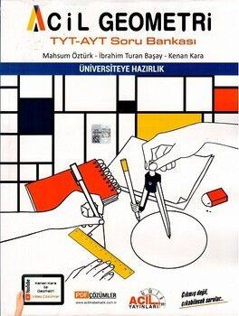 Acil Yayınları TYT AYT Geometri Soru Bankası
