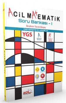 Acil Yayınları YGS Matematik 1 Soru Bankası