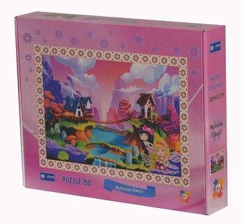Adam Games Mutluluk Ülkesi 150 Parça Puzzle 28 x 40