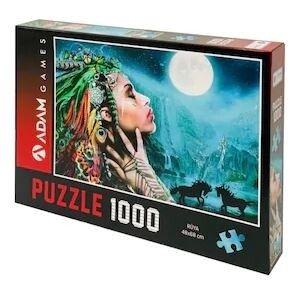 Adam Games Rüya 1000 Parça Puzzle 48 x 68
