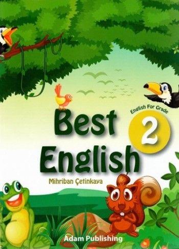 Adam Publishing Best English 2