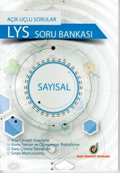 Aday Akademi LYS Sayısal Açık Uçlu Soru Bankası