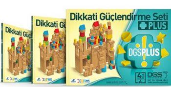 Adeda Yayınları Dikkati Güçlendirme Seti Plus 4 Yaş Kitabı