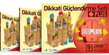 Adeda Yayınları Dikkati Güçlendirme Seti Plus 5 Yaş Kitabı