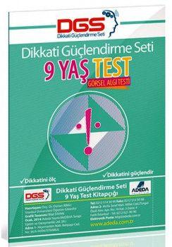 Adeda Yayınları Dikkati Güçlendirme Seti Test 9 Yaş
