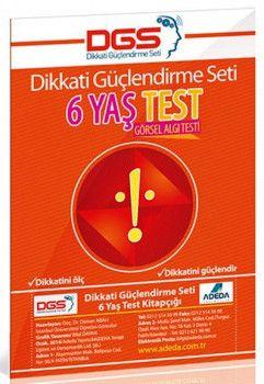 Adeda Yayınları Dikkati Güçlendirme Seti Test 6 Yaş