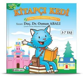 Adeda Yayınları Kitapçı Kedi