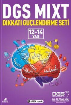 Adeda Yayınları Mixt Dikkati Güçlendirme Seti 12-14 Yaş