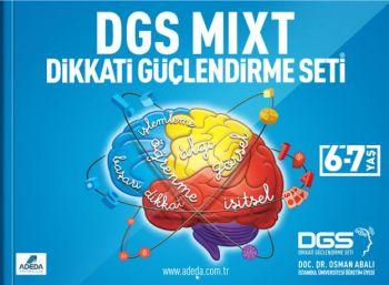Adeda Yayınları Mixt Dikkati Güçlendirme Seti 6-7 Yaş