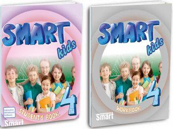 AFS Yayıncılık 4. Sınıf Smart Kids Students Book Workbook