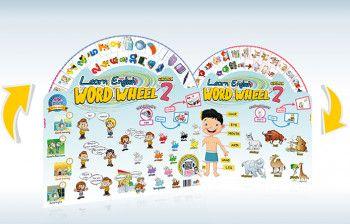 AFS Yayıncılık 2. Sınıf Word Wheel Grade