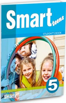 AFS Yayıncılık 5. Sınıf Smart Teens Students Book