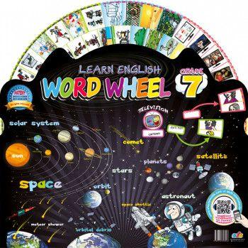 AFS Yayıncılık Word Wheel Grade 7