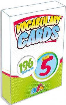 AFS Yayıncılık 5. Sınıf Vocabulary Cards