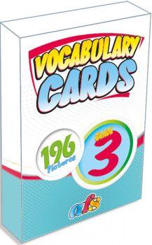 AFS Yayıncılık 3. Sınıf Vocabulary Cards