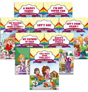 AFS Yayıncılık Rainbow Readers 3