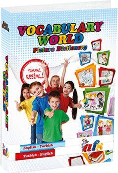 AFS Yayıncılık Vocabulary Word Resimli Sözlük
