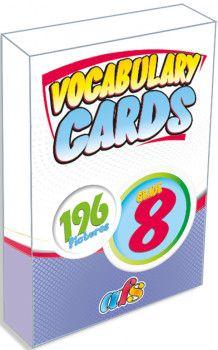 AFS Yayıncılık 8. Sınıf Vocabulary Cards