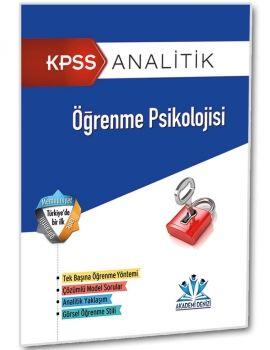 Akademi Denizi 2016 KPSS Analitik Öğrenme Psikolojisi