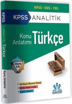 Akademi Denizi KPSS Analitik Türkçe Konu Anlatımı