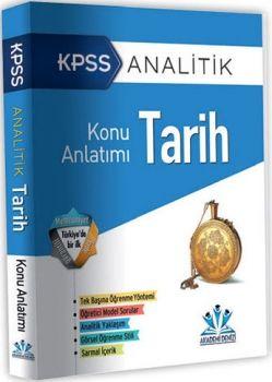 Akademi Denizi  KPSS Analitik Tarih Konu Anlatımı