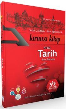 Akademi Denizi Yayınları 2017 KPSS Tarih Soru Bankası Kırmızı Kitap