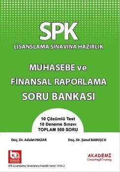 Akademi Eğitim SPK Muhasebe ve Finansal Raporlama Soru Bankası
