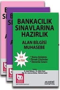 Akademi Yayınları Bankacılık Sınavlarına Hazırlık Alan Bilgisi Modüler Set