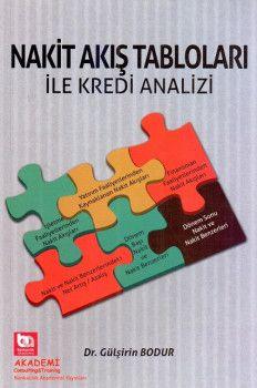 Akademi Yayınları Nakit Akış Tabloları İle Kredi Analizi