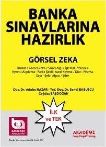 Akademi Yayınları Banka Sınavlarına Hazırlık Görsel Zeka Soruları