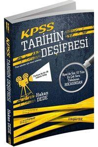 Akademik Süreç Yayınları KPSS Tarihin Deşifresi Konu Anlatımlı