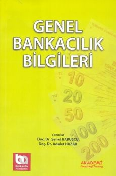 Akademisi Yayınları Genel Bankacılık Bilgileri