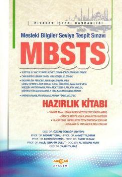 Akçağ Yayınları MBSTS Mesleki Bilgiler Seviye Tespit Sınavı Hazırlık Kitabı