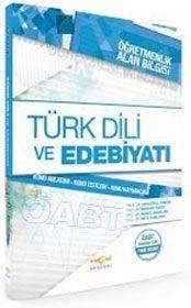 Akçağ Yayınları ÖABT Türk Dili ve Edebiyatı Öğretmenliği Konu Anlatımlı