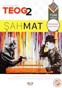 Akıl İşi Yayınları 8. Sınıf TEOG 2 Şah Mat 6 Fasikül Tek Kitap Soru Bankası