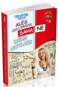 Akıllı Adam ALES Hızlı Öğrenme Şahane Ders Notları