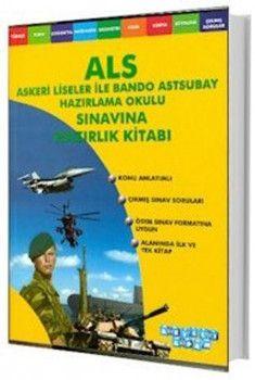Akıllı Adam ALS Askeri Liseler ile Bando Astsubay Hazırlama Okulu Sınavına Hazırlık Kitabı