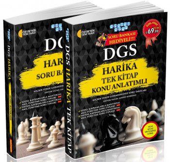 Akıllı Adam DGS Harika Tek Kitap Konu Anlatımlı Soru Bankası Hediyeli