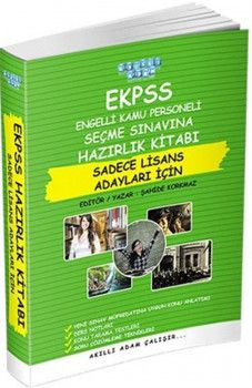 Akıllı Adam EKPSS Lisans Adayları İçin Hazırlık Kitabı